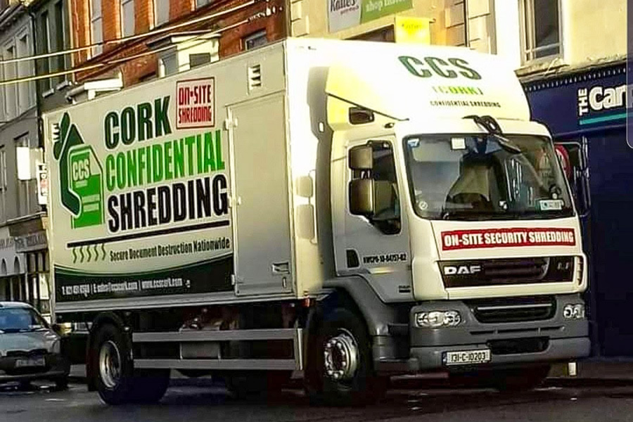 cork confidential shredding